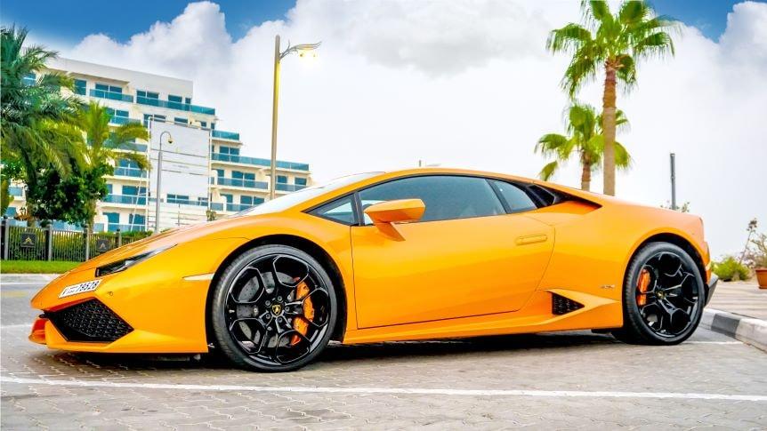 Lamborghini Huracan LP 4